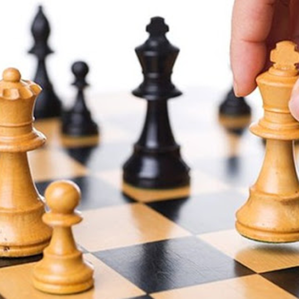 Dama e scacchi